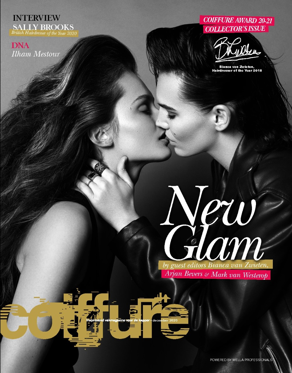 COIFFURE dec 2020: New Glam