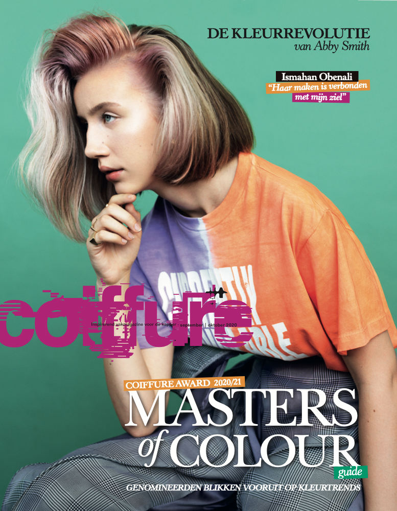COIFFURE sep/okt 2020: Masters of Colour edition