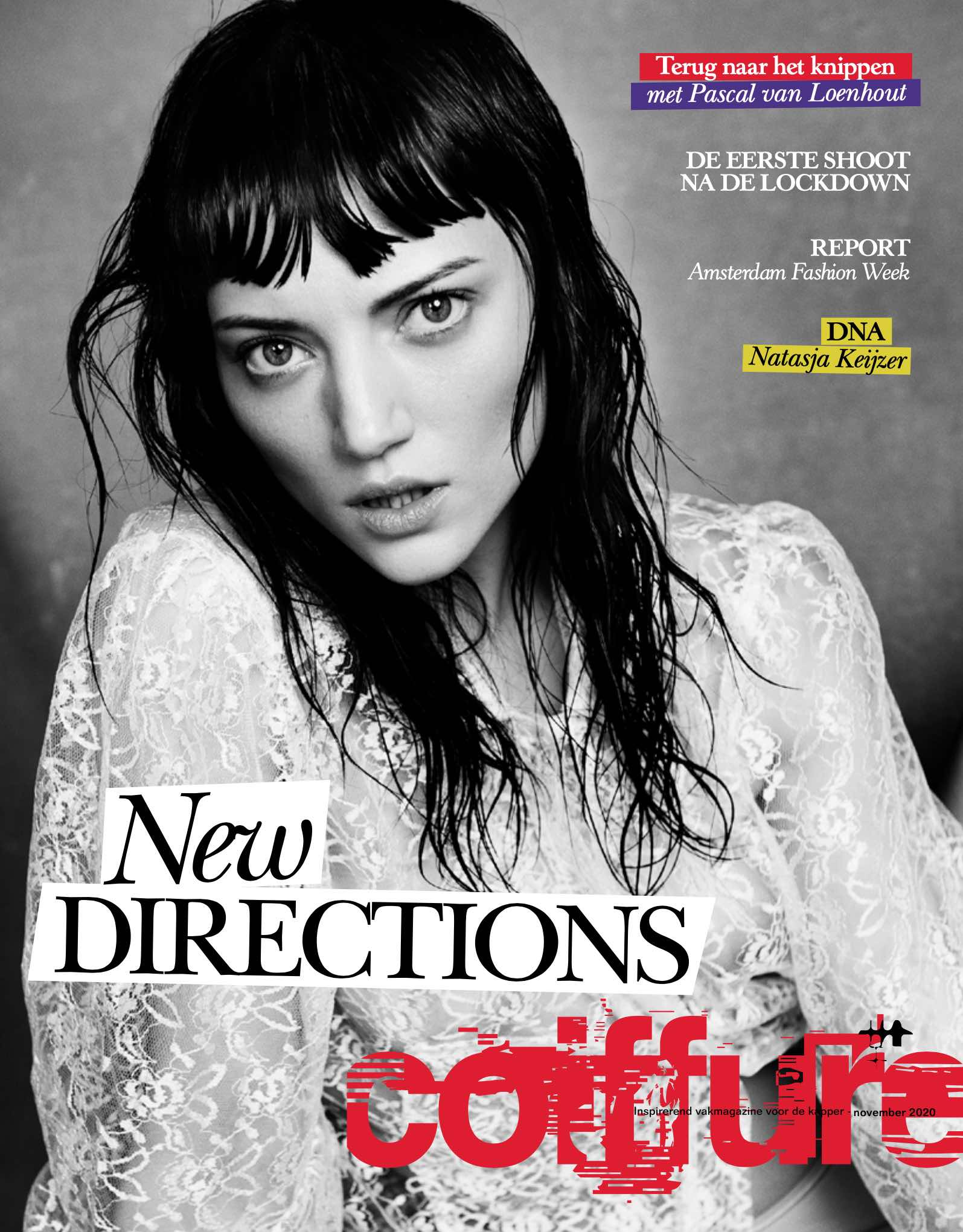 COIFFURE nov 2020: New Directions