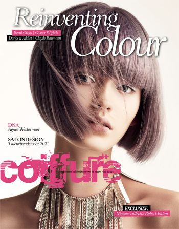 COIFFURE april 2021: Reinventing Colour