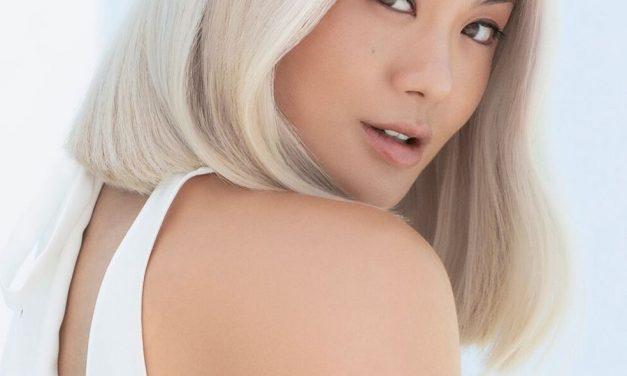 Gezond, sterk en veerkrachtig blond haar