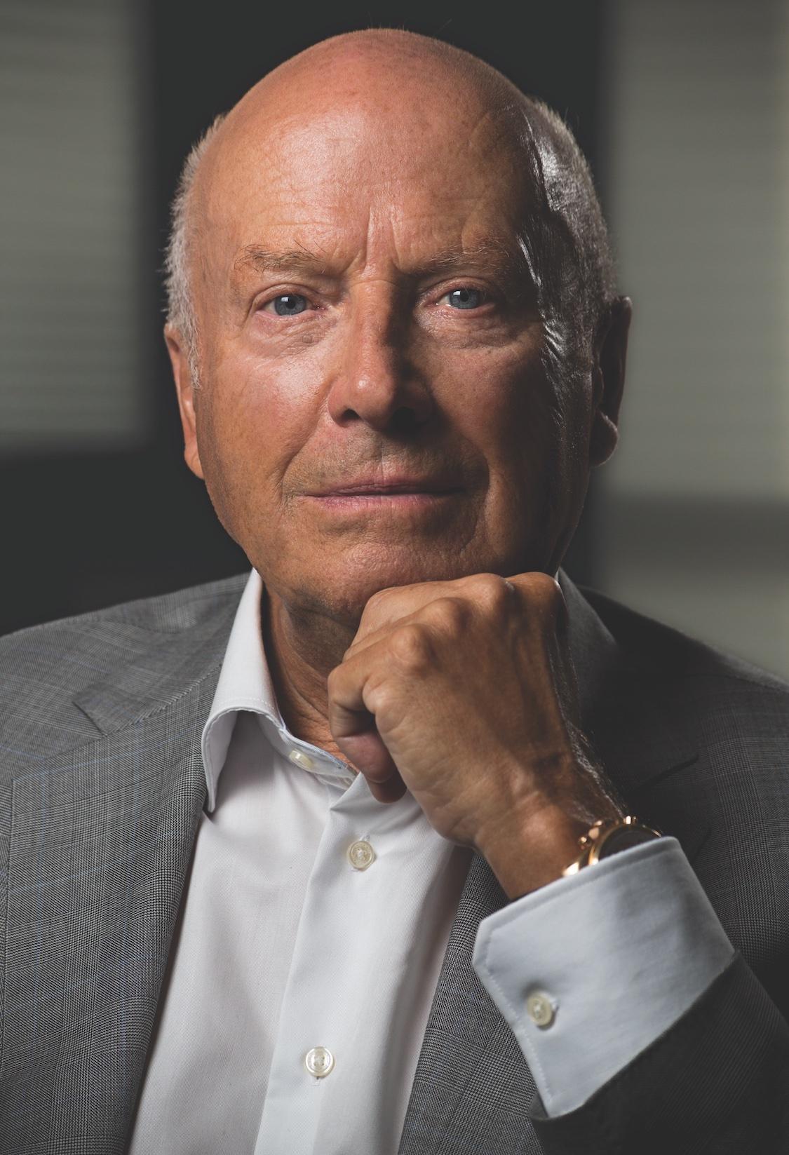 George Keune 70 jaar in dienst