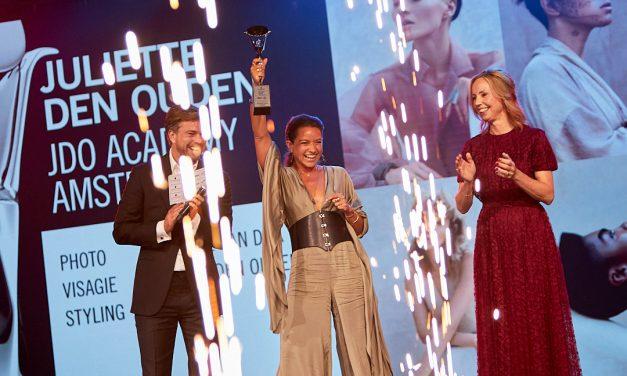 Juliette den Ouden is nieuwe Hairdresser of the Year
