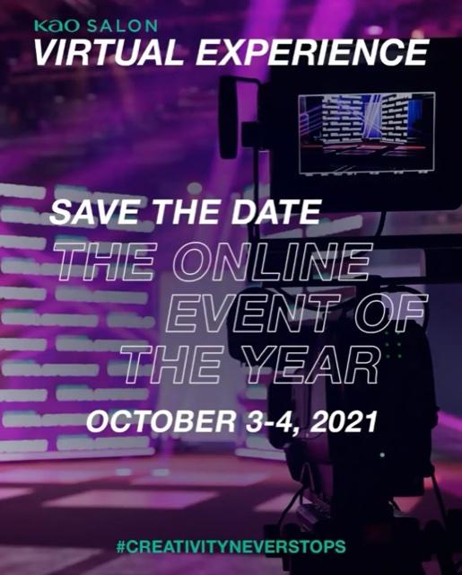 KAO Salon Virtual Event: Creativity never stops