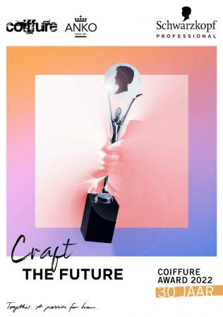 Kick Off jubileumeditie Coiffure Award!